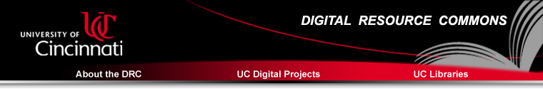 University of Cincinnati Digital Resource Commons
